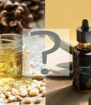cedaroil and argan oil